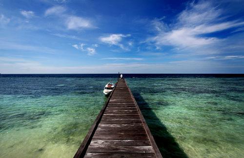 Pulau Kakaban Berau1